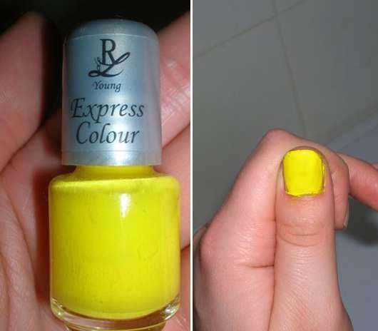 Rival de Loop Young Express Colour Nagellack, Farbe: 17 Yellowness