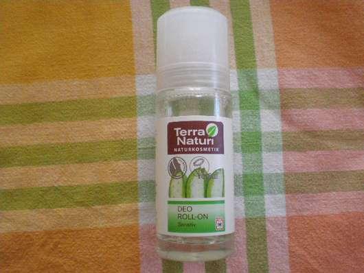 Test  Deodorant  Terra Naturi Deo RollOn Sensitiv  ~ Kühlschrank Deo