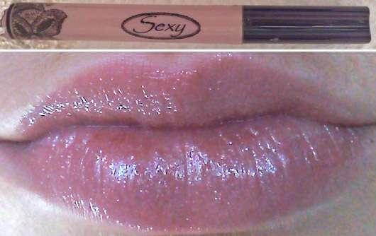 Dobner Kosmetik Sexy Lipgloss, Farbe: Rosa