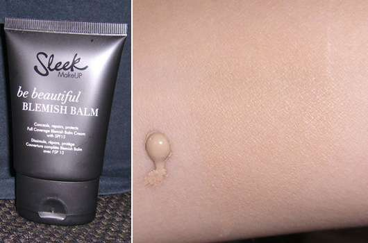 Sleek MakeUP Be Beautiful Blemish Balm, Farbe: 801 Fair