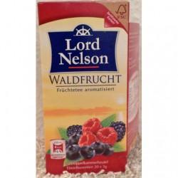 Produktbild zu Lord Nelson Waldfrucht Früchtetee