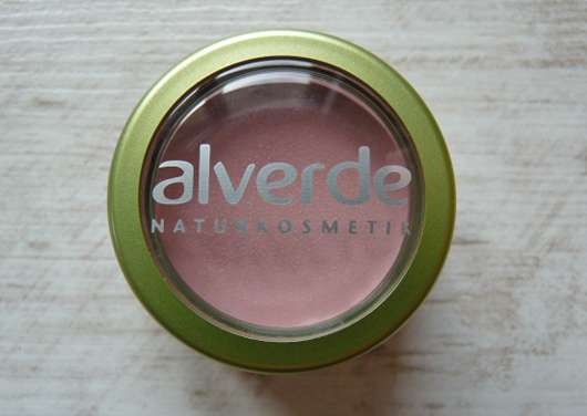 alverde 2in1 Rouge & Lippenbalsam, Farbe: 10 Candy Rose