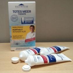 Produktbild zu Salthouse Totes Meer Therapie Totes Meer Therapie Kopfhaut Intensiv Kur