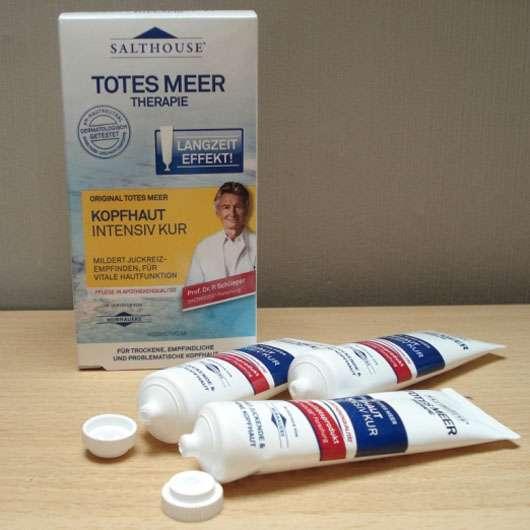 Salthouse Totes Meer Therapie Kopfhaut Intensiv Kur