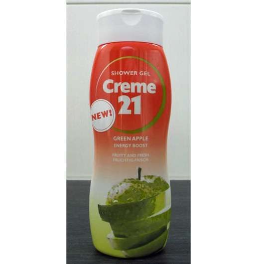<strong>Creme 21</strong> Shower Gel Green Apple