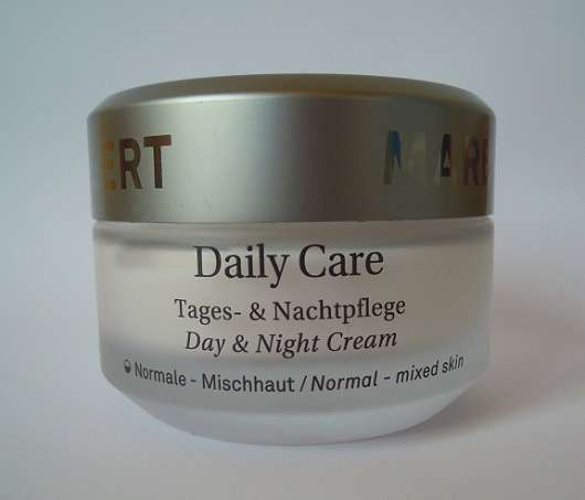 Marbert Daily Care Tages- & Nachtpflege (normale und Mischhaut)