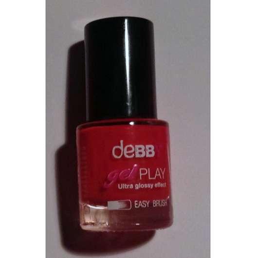<strong>debby</strong> gelPLAY nail polish - Farbe: 09 poppy