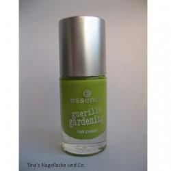 Produktbild zu essence guerilla gardening nail polish – Farbe: 02 plant the planet (LE)