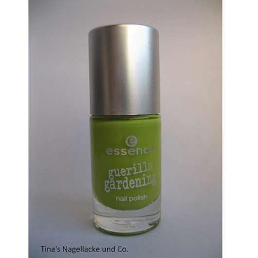 essence guerilla gardening nail polish, Farbe: 02 plant the planet (LE)