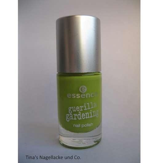 test nagellack essence guerilla gardening nail polish. Black Bedroom Furniture Sets. Home Design Ideas
