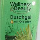Wellness & Beauty Duschgel mit Ölperlen Lemongras & Bambus