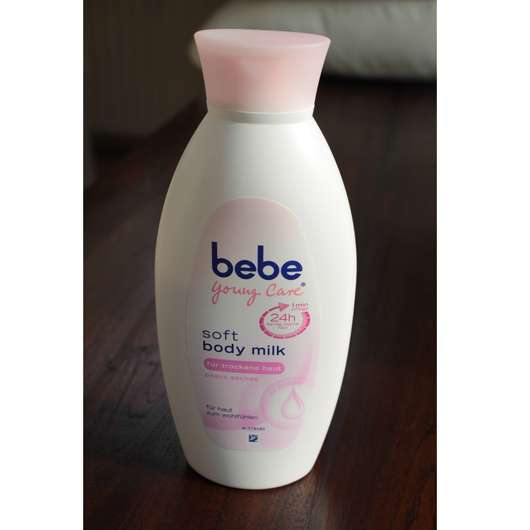 bebe Young Care soft body milk (für trockene Haut)