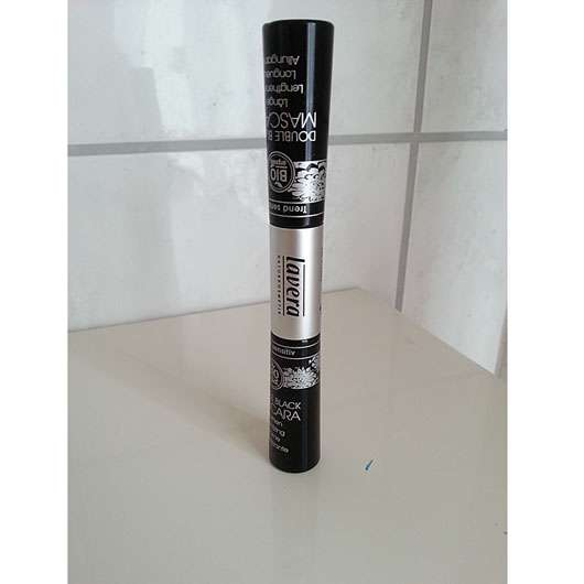 lavera Trend sensitiv Double Black Mascara