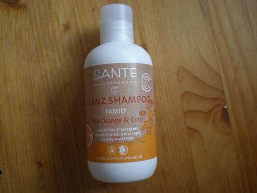 Sante Family Glanz Shampoo Bio-Orange & Coco