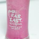 p2 far east so close timeless grace nail polish, Farbe: 020 pinkish purple (LE)