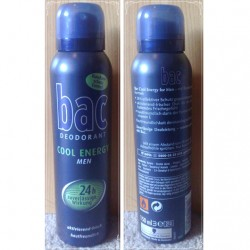 Produktbild zu bac Deodorant Cool Energy Men