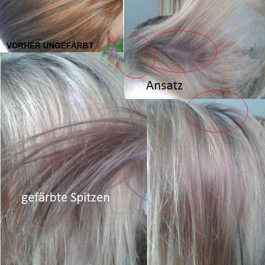 Haare Aufhellen Strahnchen