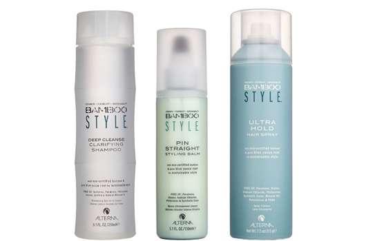 Produktneuheiten – Bamboo Style Serie von Alterna Haircare
