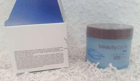 beautycycle water hydrate replenish night crème