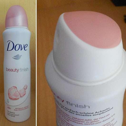 Dove beauty finish Anti-Transpirant Deo-Spray