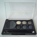 beautyUK eye shadow & eye liner collection, Farbe: 03 smoke screen