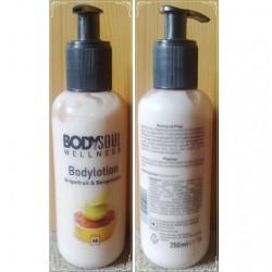 Produktbild zu Body & Soul Wellness Bodylotion Grapefruit & Bergamotte