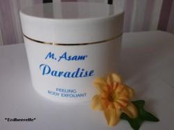 Produktbild zu M. Asam Paradise Peeling Body Exfoliant