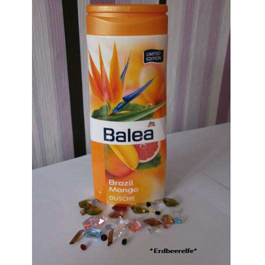 "Balea ""Brazil Mango"" Dusche (Limited Edition)"