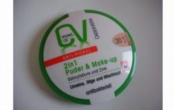 Produktbild zu CV CadeaVera Young <25 Anti-Pickel 2in1 Puder & Make-Up – Farbe: 20 soft beige