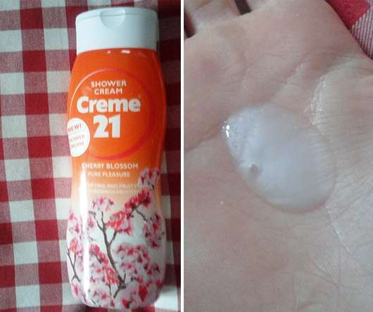 <strong>Creme 21</strong> Cherry Blossom Shower Cream