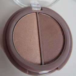 Produktbild zu beautycycle colour eye shadow duo – Farbe: cinnamon