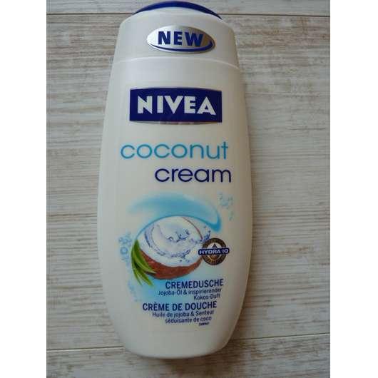Nivea Coconut Cream Cremedusche