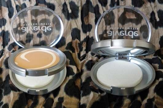alverde Color & Care Cream to Powder Make Up, Nuance: 10 Soft Cream