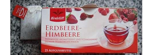 Westcliff Erdbeere-Himbeere Früchtetee