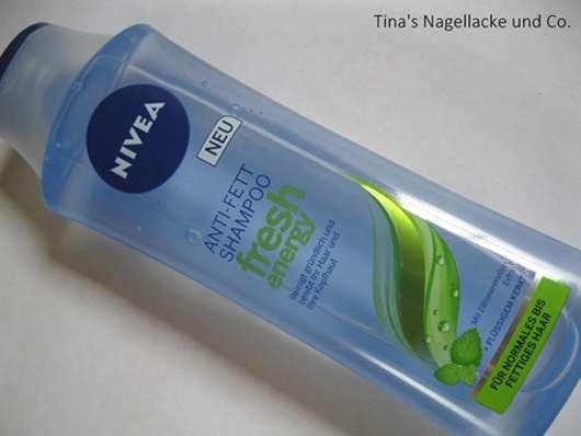 Nivea Fresh Energy Anti-Fett Shampoo