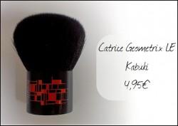 Produktbild zu Catrice Kabuki Brush (Geometrix LE)