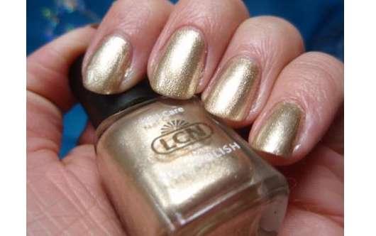 LCN Nail Polish, Farbe: Gold Rush (Illuminating Secrets LE)