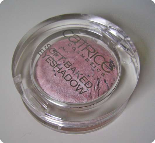 Catrice Soft Baked Eye Shadow, Farbe: C01 I Scream: Ice Cream (LE)