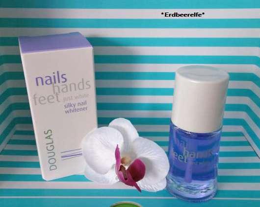 Douglas nails hands feet just white – silky nail whitener