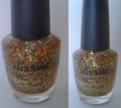 Produktbild zu Missme Nail Art Nail Lacquer – Farbe: 77