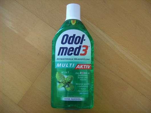 Odol-med 3 Antibakterielle Mundspülung Multi Aktiv