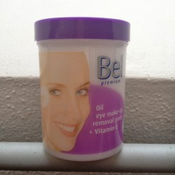 Produktbild zu Bel Premium Oil Eye Make-up Removal Pads + Vitamin E