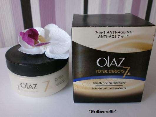 OLAZ Total Effects Straffende Nachtpflege