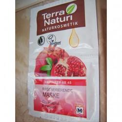 Produktbild zu Terra Naturi Naturkosmetik Regenerierende Maske Granatapfel & Arganöl