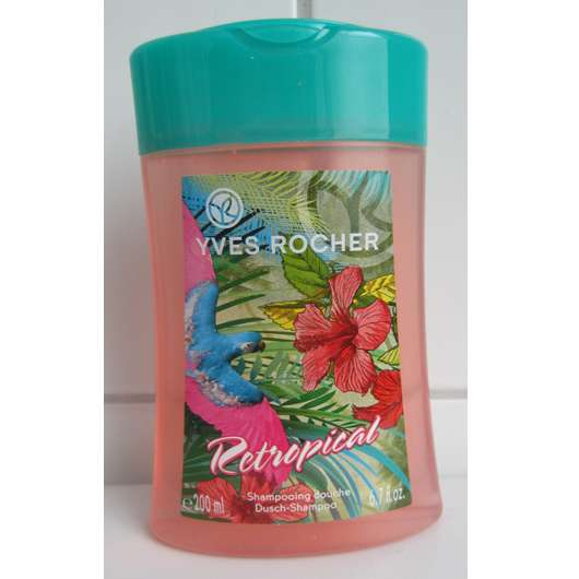 Yves Rocher Retropical Dusch-Shampoo (LE)