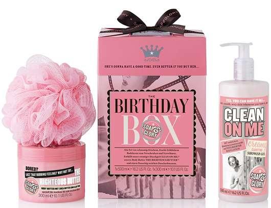 SOAP & GLORY THE BIRTHDAY BOX™