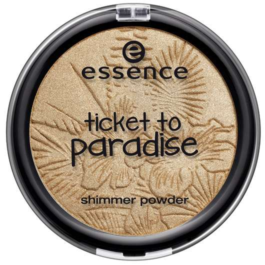 "essence trend edition ""ticket to paradise"""