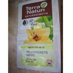 Produktbild zu Terra Naturi Naturkosmetik Feuchtigkeitsmaske Weißer Tee & Vanille