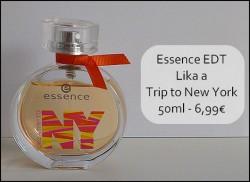 Produktbild zu essence Like A Trip To New York Eau de Toilette