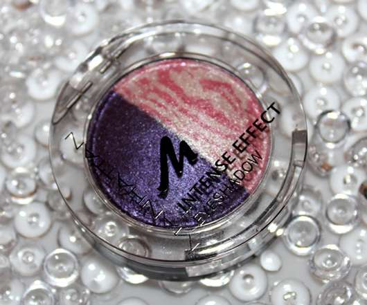 MANHATTAN Candy Rockers Intense Effect Duo Eyeshadow, Farbe: 67O/55D Purpearls